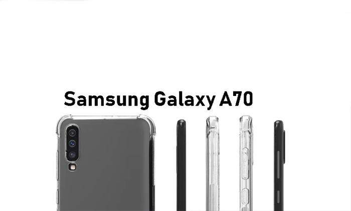 مرور مشخصات فنی Galaxy A70 در بخش دوربین