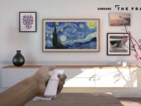 تلویزیون های وال سامسونگ را مانند یک تابلو به دیوار نصب کنید