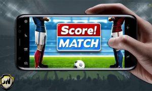 دانلود بازی موبایل Score! Match برای گوشی های موبایل