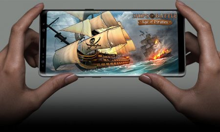دانلود بازی Ships of Battle Age of Pirates برای اندروید