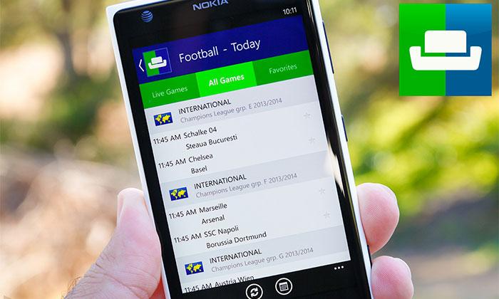 با دانلود اپلیکیشن نتیجه زنده SofaScore ، نتایج ورزشی را دنبال کنید
