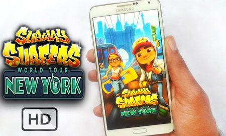 دانلود بازی Subway Surfers برای گوشی های اندرویدی
