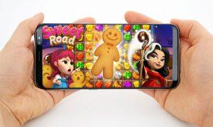 دانلود بازی Sweet Road برای سیستم عامل اندروید