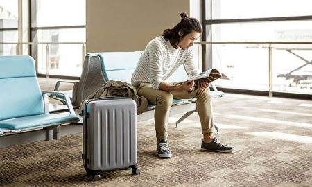 چمدان شیائومی با همکاری شرکت Runmi Technologies روانه بازار شد