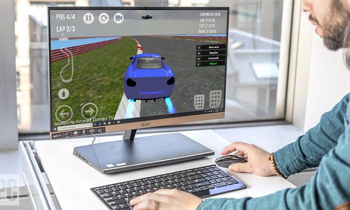 دانلود بازی Xtreme Nitro Racing برای کامپیوترهای دسکتاپی