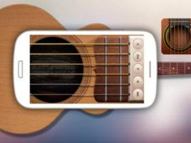 معرفی و دانلود برنامه Real Guitar Free برای علاقه مندان به نواختن گیتار