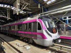 مترو دهلی، اولین متروی سبز دنیا تا سال 2021 خواهد شد