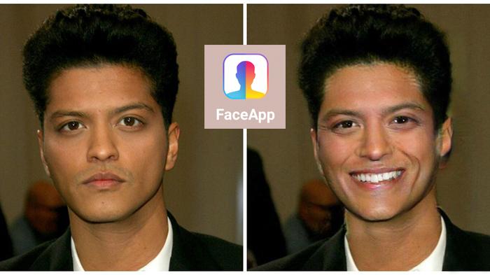 اپلیکیشن FaceApp یکی از این برنامه ها است که می توانید چهره های مختلفی به عکس شما دهد