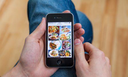 شکموها با گوگل لنز به دنبال رستوران مورد علاقه خود بگردند!