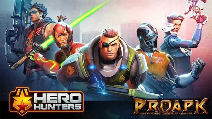 بازی Hero Hunter یا شکارچیان قهرمان یکی از بازی هایی است که اگر به سبک اکشن سوم شخص علاقه دارید، می تواند انتخاب خوبی برای شما باشد.
