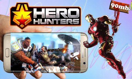 دانلود بازی مهیج Hero Hunters برای گوشی های اندرویدی