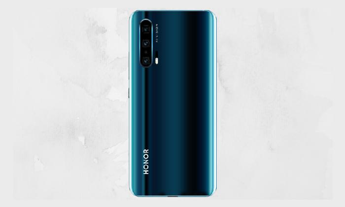 پازل رنگ های گوشی هوشمند آنر 20 پرو تکمیل شد