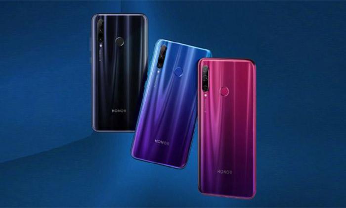 گوشی Honor 20i دارای چه صفحه نمایشی است؟