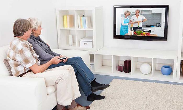 چطور صدای تلویزیون خود را افزایش دهیم؟