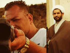 دردسر عکس های قاتل روحانی همدانی در اینستاگرام