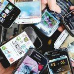 کاهش قیمت تلفن همراه در ایران