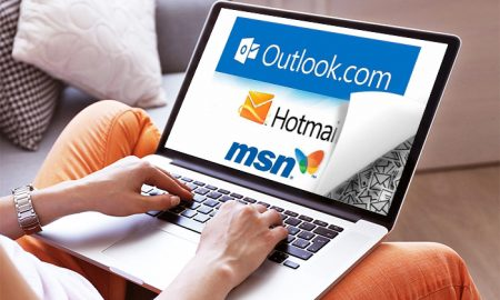 محتویات برخی ایمیل های هات میل، اوت لوک و MSN هک شد