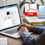 چطور فایل های گوناگون را به PDF تبدیل کنیم؟