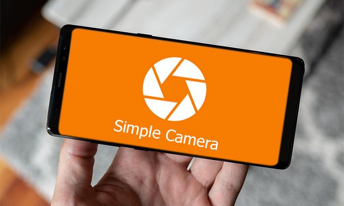دانلود اپلیکیشن دوربین Simple Camera برای بهبود عکاسی در گوشی های اندرویدی