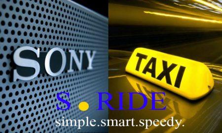 سرویس به اشتراک گذاری تاکسی سونی در توکیو رونمایی شد