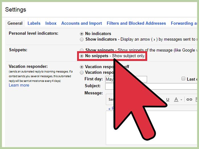 برای متوقف کردن ایمیل های اسپم چه کاری باید انجام داد؟
