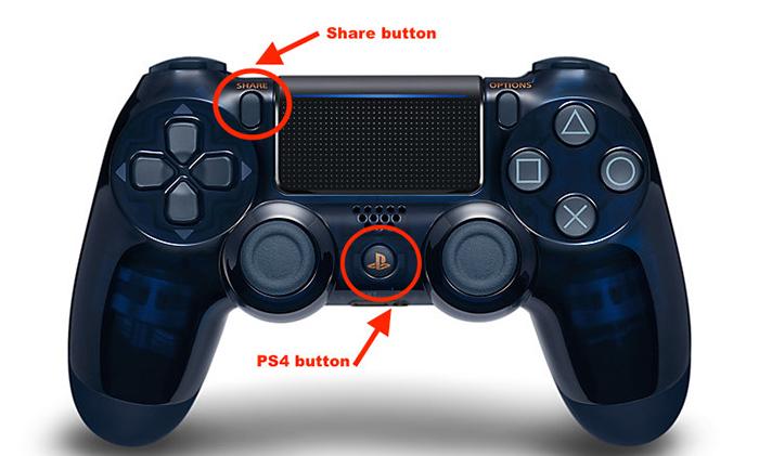 چطور کنترلر PS4 را به مک متصل کنیم؟روش اول