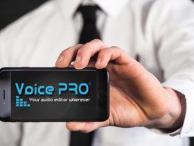 دانلود نرم افزار Voice PRO – HQ Audio Editor؛ ابزار ویرایش صدای حرفه ای