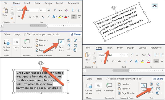 چگونه یک متن مورب در ورد بنویسیم؟ در نوشتن متن های خود در ورد از ویژگی های گرافیکی استفاده کنید