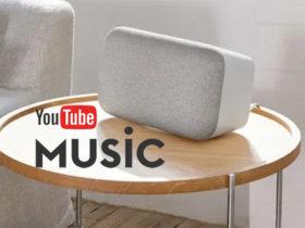 از سرویس یوتیوب موزیک به صورت رایگان در گوگل هوم استفاده کنید