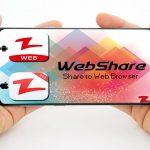 به اشتراک گذاری فایل با دانلود Zapya در گوشی های اندرویدی