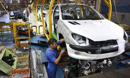 تولید 29 هزار خودرو ایرانی در فروردین 98