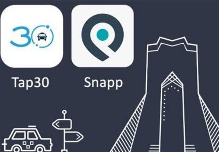 تاکسی های آنلاین به دنبال متصدی دولتی