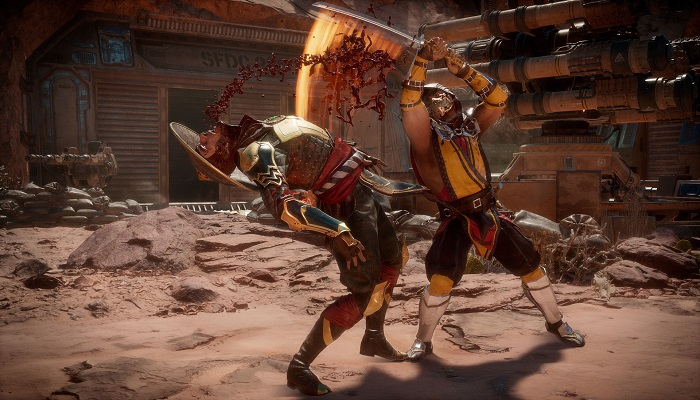 سازندگان بازی Mortal Kombat 11 قفل نرخ فریم نسخه رایانههای شخصی را حذف میکنند