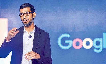 گوگل هرگز اطلاعات شخصی کاربران را نمی فروشد