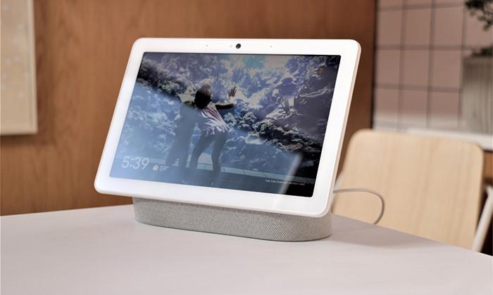 گوگل از رابط کاربری دستگاه Smart Display در کنار Nest Hub Max پرده برداشت