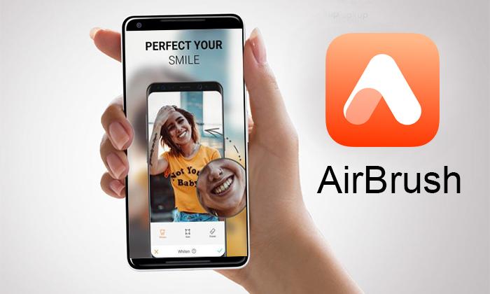 نرم افزار AirBrush ؛ ابزاری جذاب برای ویرایش تصاویر