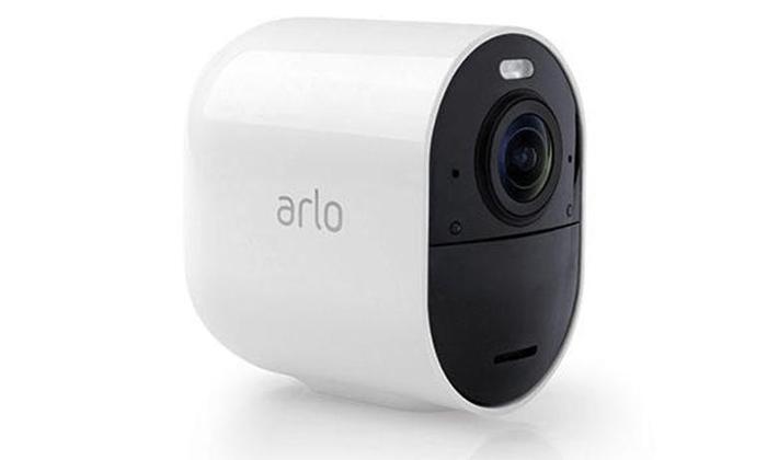 دوربین امنیتی Arlo Ultra دوربینی که میتواند تصاویری با رزولوشن و کیفیت بسیار بالای 4K HDR ضبط کند