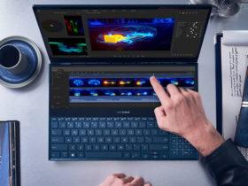 لپ تاپهای Zenbook Duo با دو صفحه نمایش جذاب و ده ها نوآوری