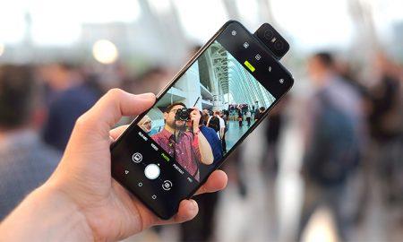 بهترین دوربین سلفی گوشی های موبایل ؛ پرچمدار ایسوس پادشاهی می کند