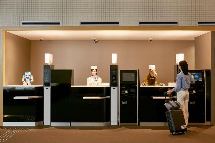 اخراج اکثر رباتهای هتلی در ژاپن به خاطر نارضایتی مشتریان
