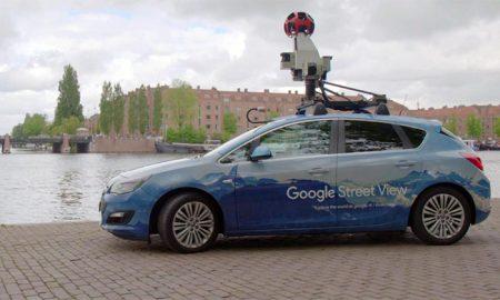 خودروهای عکسبرداری گوگل ، کیفیت هوا را نیز می سنجند