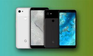 میان رده های جدید گوگل به نام پیکسل 3a و 3a XL رونمایی شدند