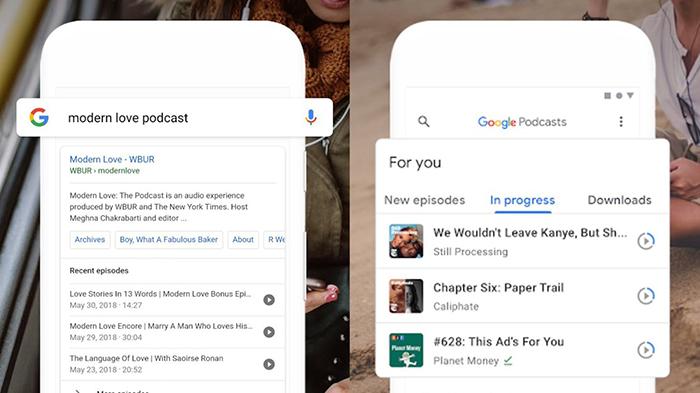 برنامه پادکست گوگل چیست؟