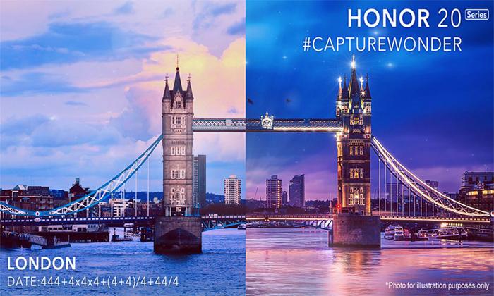 مختصری از محصولات جدید آنر در لندن