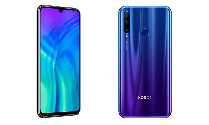 گوشی موبایل Honor 20 Lite روز گذشته برونمایی شد.