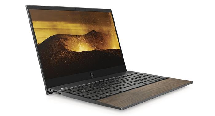 لپ تاپ چوبی HP