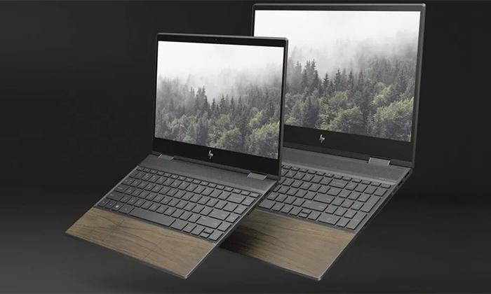 بدنه چرمی را فراموش کنید و لپ تاپ چوبی HP را دریابید!