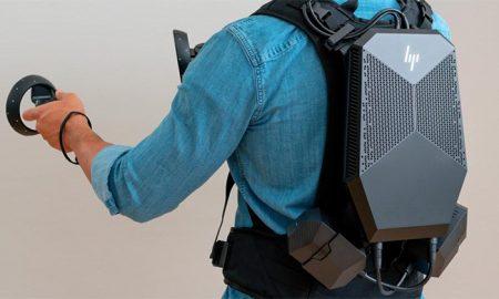 کوله پشتی واقعیت مجازی HP، نوآوری جدید این شرکت رونمایی شد