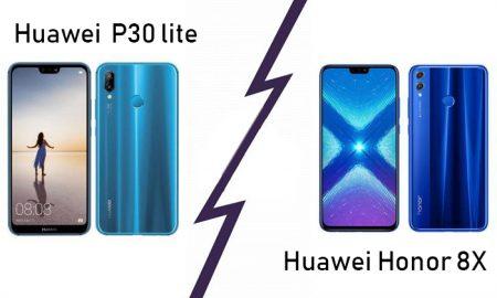 گوشی موبایل هواوی پی 30 لایت یا آنر 8 ایکس؛ کدام قدرتمند تر است؟