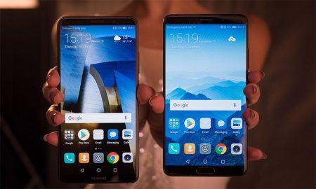 چگونه در گوشی های میت 10 و میت 10 پرو اسکرین شات بگیریم؟